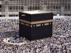 Ibadah haji umat Muslim dunia